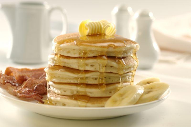 Receta De Hotcakes Con Manzana