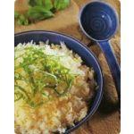 Arroz jazmín con limón y albahaca   Cocina Tailandesa