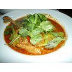 Curry rojo de cordero      Comida Tailandesa