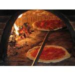 Pizza Napolitana de pescado