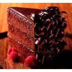 Torta basica de chocolate