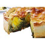 Torta de Verduras o Pascualina
