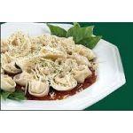 Capelettis de ricota y verdura con boloñesa