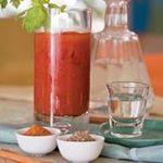 Coctel de tomates
