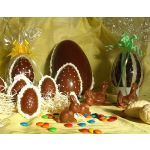Huevos de Pascuas caseros