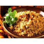 Kitchri (arroz con menestras y verduras)