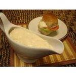 Salsa blanca dietética