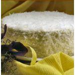 Torta de coco en capas