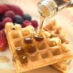 Waffles Receta base